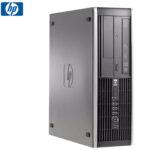 HP 6200 PRO SFF I3-2100/4GB/250GB/DVD